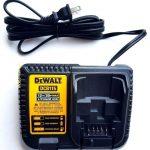 Pạc pin Dewalt DCB115 Dual-Charger 6