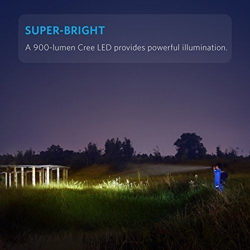 Anker Bolder LC90 LED Flashlight 1