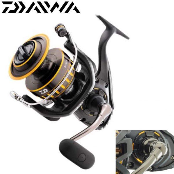 Máy câu cá Daiwa bg 3000 1