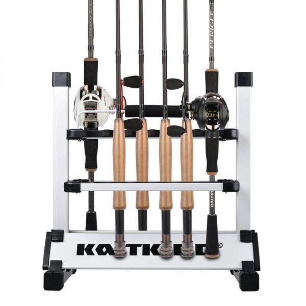 Kệ để cần câu KastKing -12 Rod Rack 17