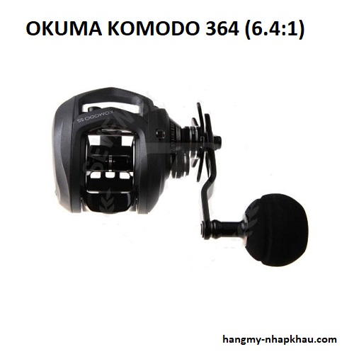 Máy câu cá Okuma komodo 364 PLX RH