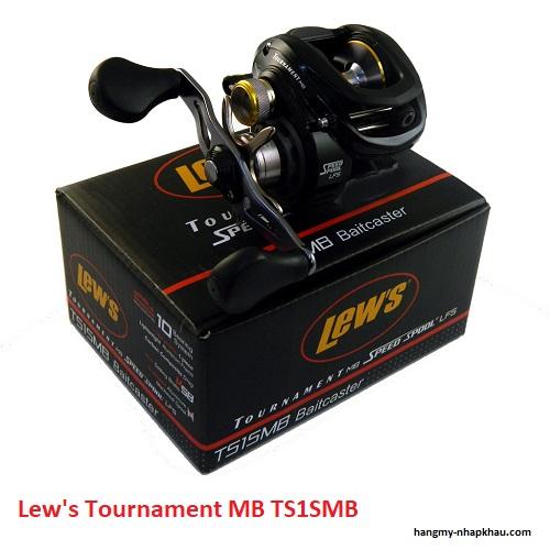 Máy câu cá Lew's Tournament MB TS1SMB
