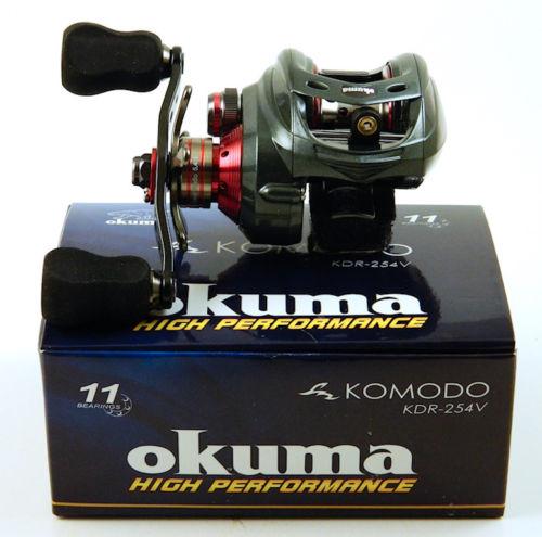 OKUMA KOMODO KDR-254V