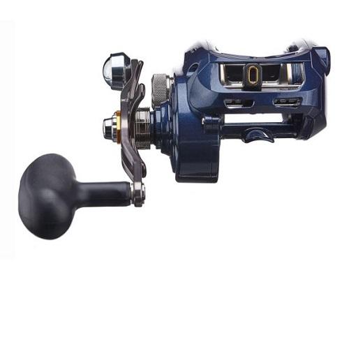 Máy câu cá Daiwa Lexa CC400 power handle 1 RH 1