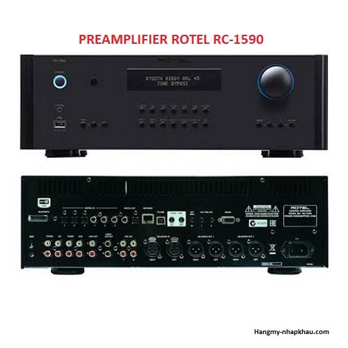 Pre Rotel RC-1590