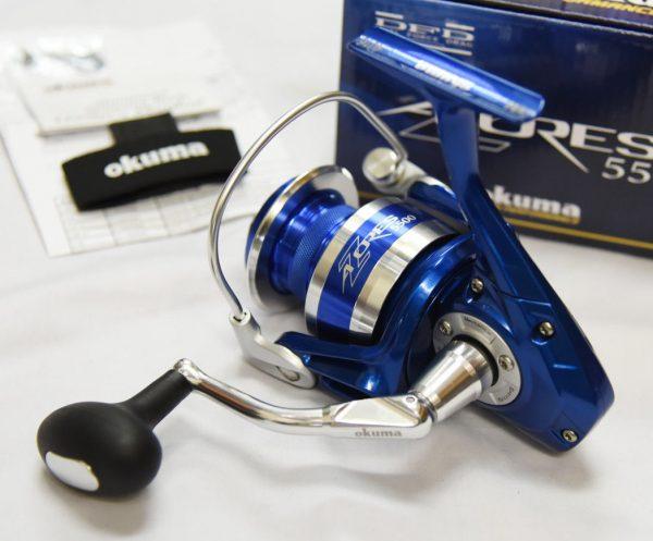 Máy câu cá Okuma AZORES 5500 1