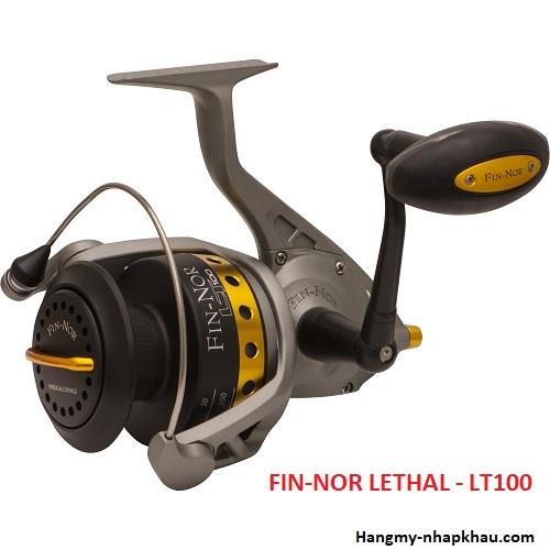 Máy câu cá Fin-Nor Lethal LT100