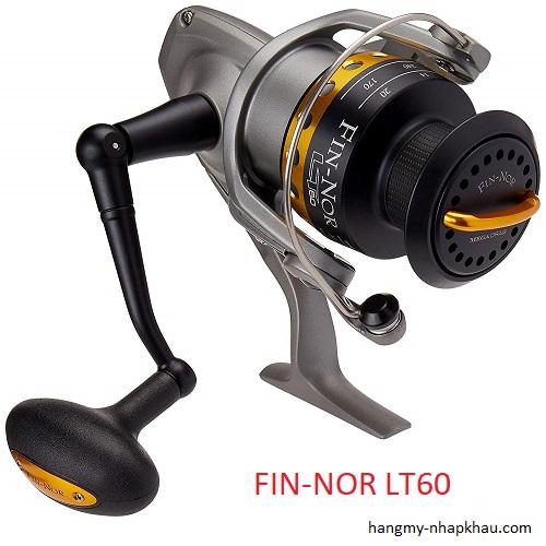 Máy câu cá Fin-Nor Lethal LT60