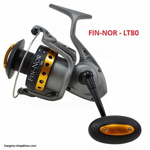 Máy câu cá Fin-Nor Lethal LT80