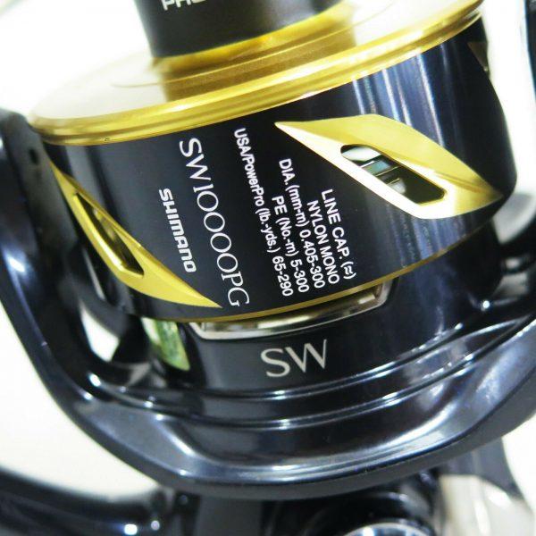 Máy câu cá Shimano Stella SW10000PG 7