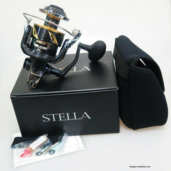 Máy câu cá Shimano Stella SW10000PG