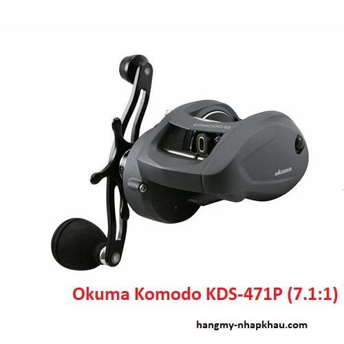 Máy câu cá Okuma Komodo KDS-471P