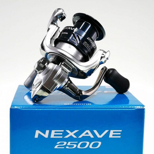 Máy câu cá Shimano 18NEXAVE 2500 1