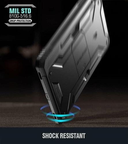 Ốp lưng Galaxy Tab S6 Tablet Case Poetic 6