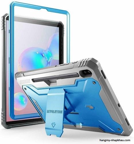 Ốp lưng Galaxy Tab S6 Tablet Case Poetic Xanh