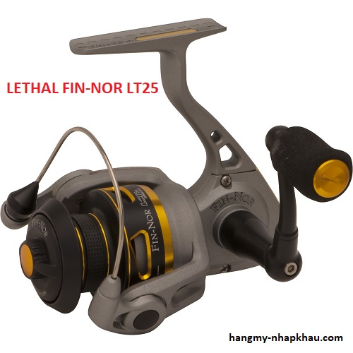 Máy câu cá Finnor LT25