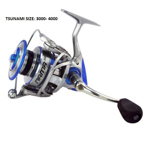 Máy câu cá Tsunami ARMR 4000