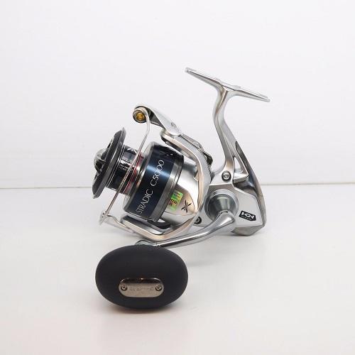 Shimano stradic c5000xg 4