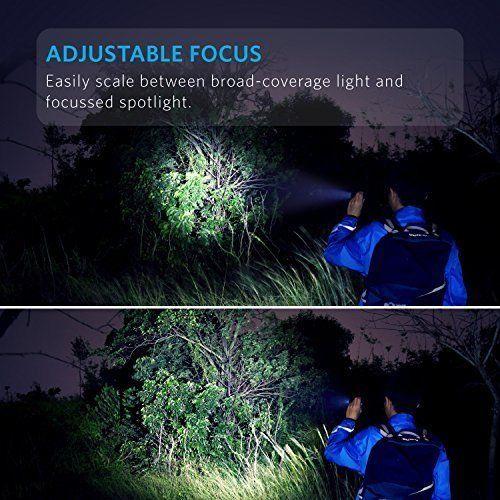 Anker Bolder LC90 LED Flashlight 3