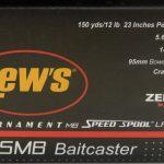 LEW'S TOURNAMENT MB TS1SMB 2