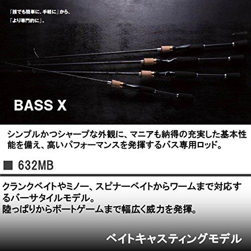 Daiwa Bass X spec 3