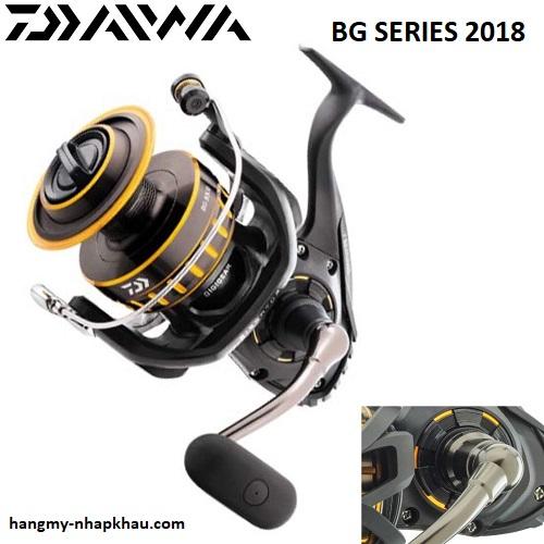Máy câu cá Daiwa bg Series