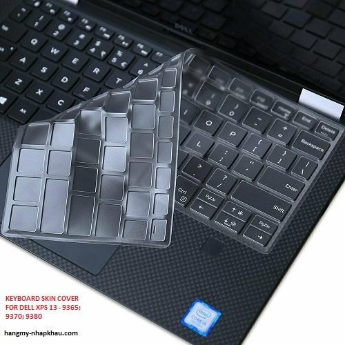 Miếng phủ bàn phím Laptop Dell XPS 13