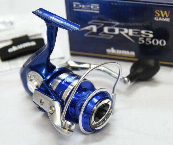Máy câu cá Okuma AZORES 5500 2