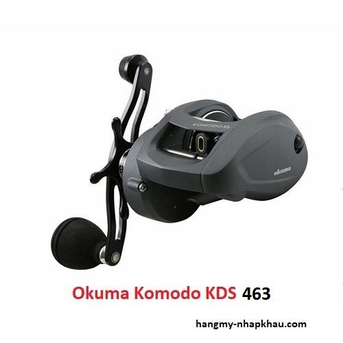Máy câu cá Okuma Komodo KDS-463P 1