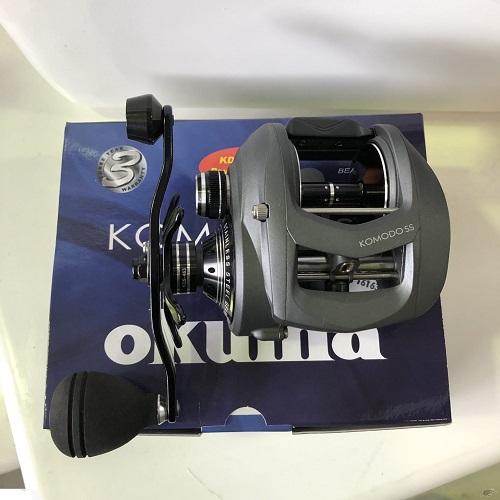 Máy câu cá Okuma Komodo KDS-463P 4