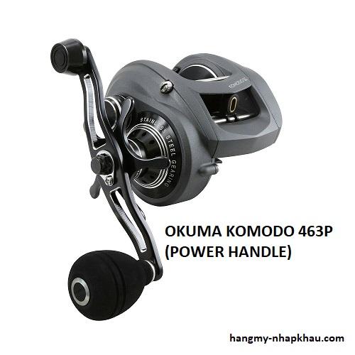 Máy câu cá Okuma Komodo KDS-463P