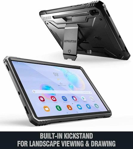 Ốp lưng Galaxy Tab S6 Tablet Case Poetic 5