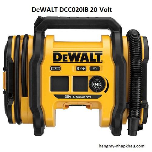 Máy bơm ô tô đa năng DeWALT DCC020IB