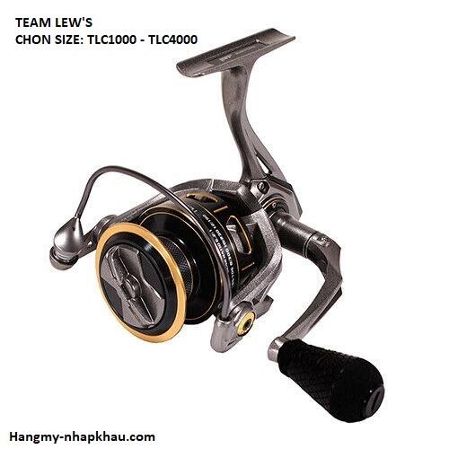 Máy câu cá Lews TLC4000