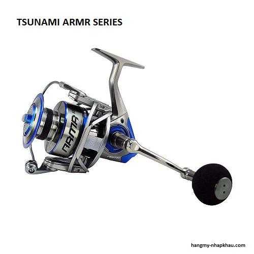Máy câu cá Tsunami ARMR series 5000